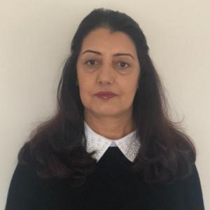 Anisa Afghan-Yaqubi